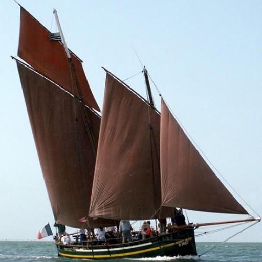 Belle de Vilaine en navigation